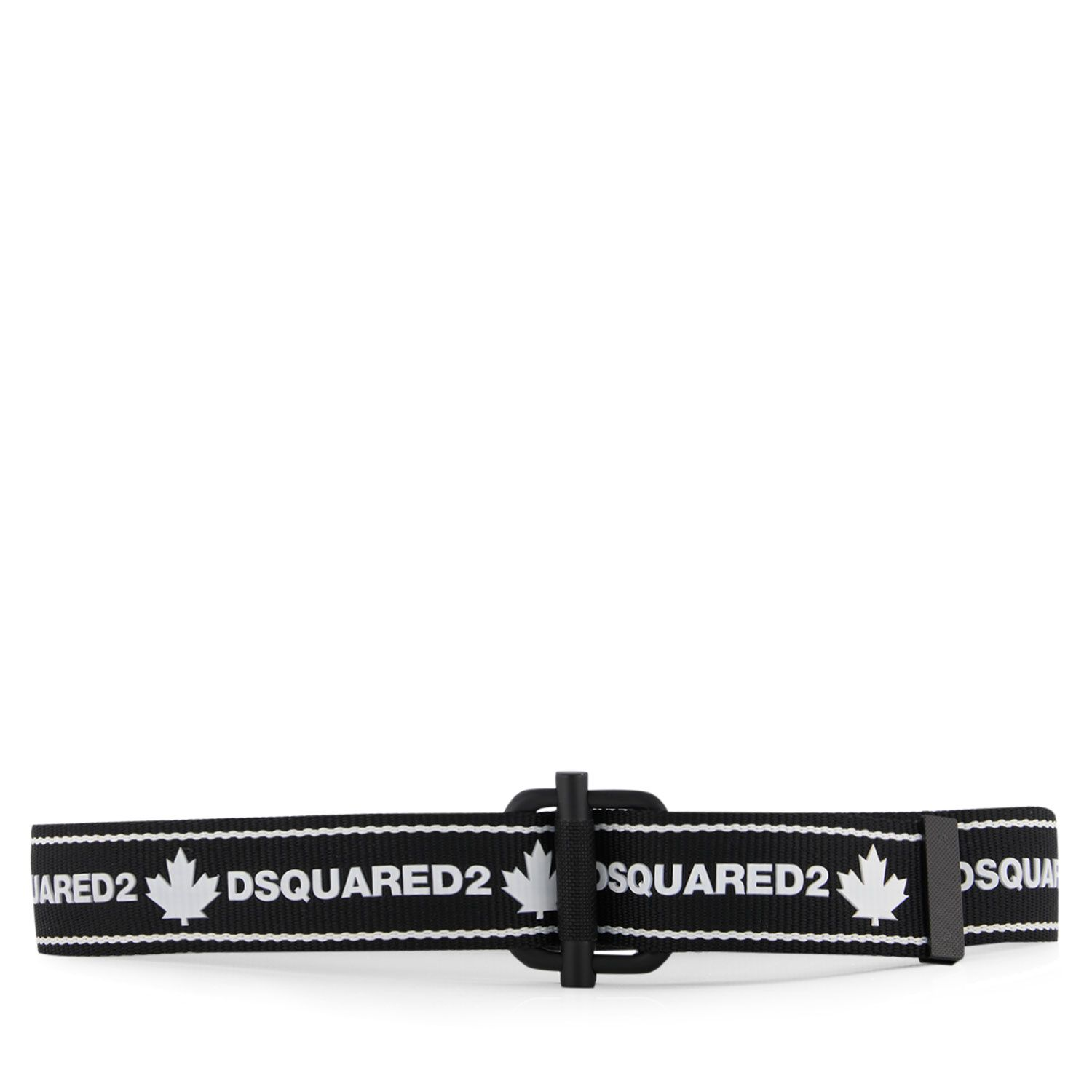 Picture of Dsquared2 DQ04A3 kids belt black