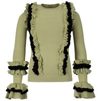 Picture of Reinders G939 kids sweater taupe