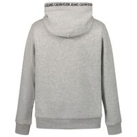 Picture of Calvin Klein IU0IU00233 kids sweater light gray
