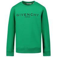 Bild von Givenchy H25J45 Kinderpullover Grün