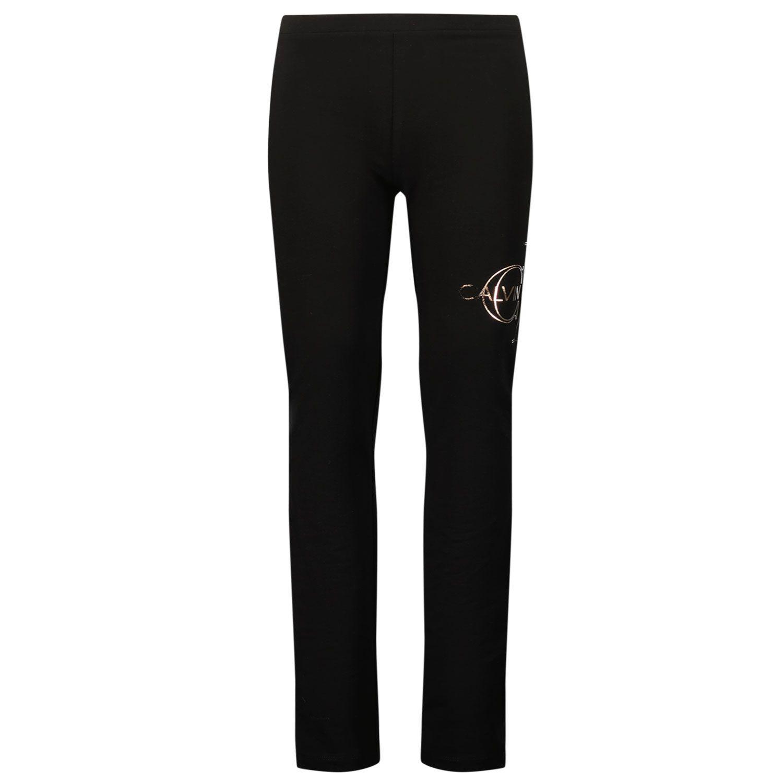 Afbeelding van Calvin Klein IG0IG01224 kinder legging zwart