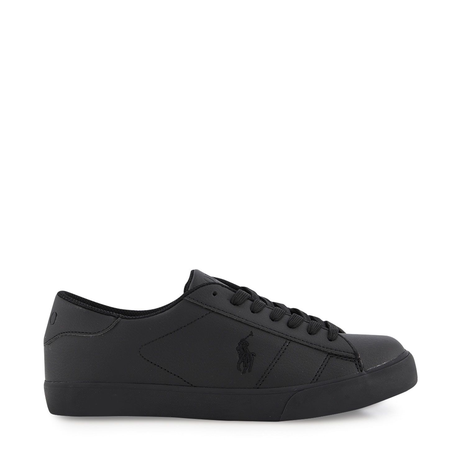 Picture of Ralph Lauren THERON III kids sneakers black