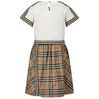 Picture of Burberry 8033572 kids dress beige
