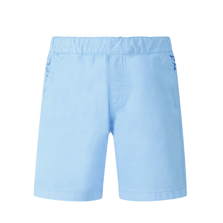 Afbeelding van Kenzo 25507 baby shorts blauw