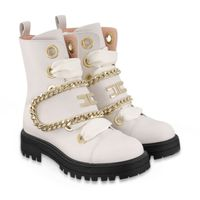 Picture of Elisabetta Franchi 66784 kids shoes off white