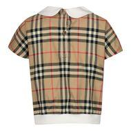 Afbeelding van Burberry 8038417 baby t-shirt wit