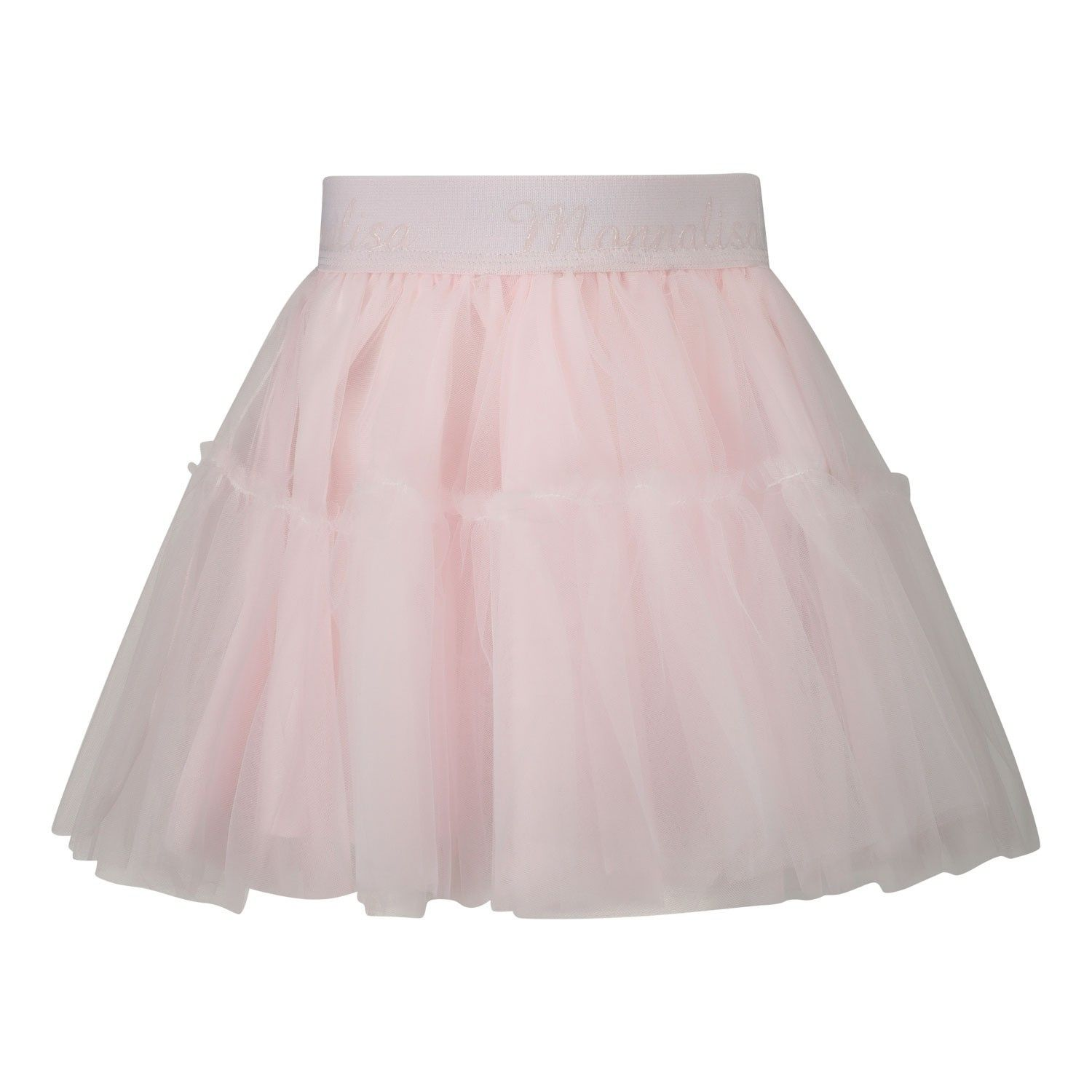 Picture of MonnaLisa 376GON baby skirt light pink