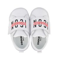 Picture of Dsquared2 67116 baby sneakers white