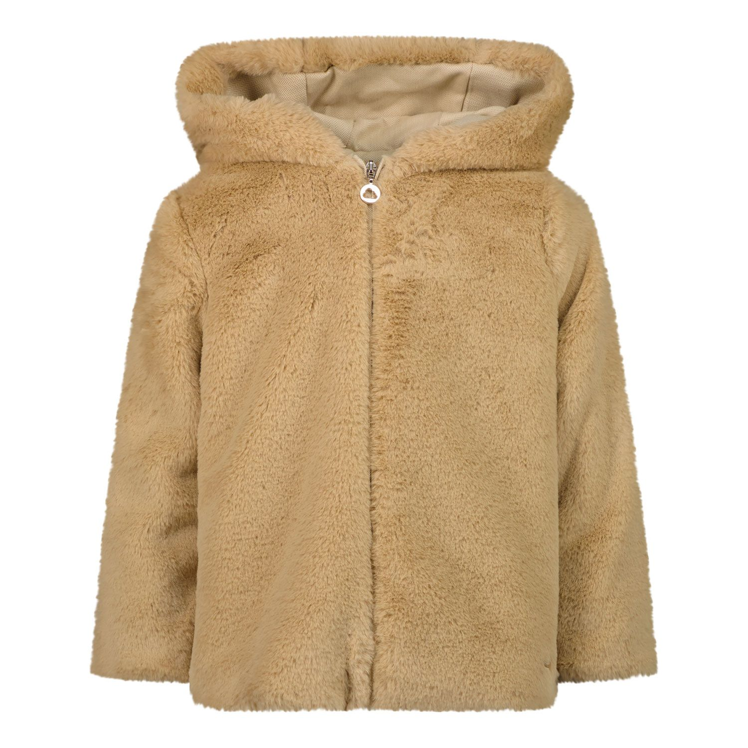 Picture of Mayoral 2436 baby coat beige