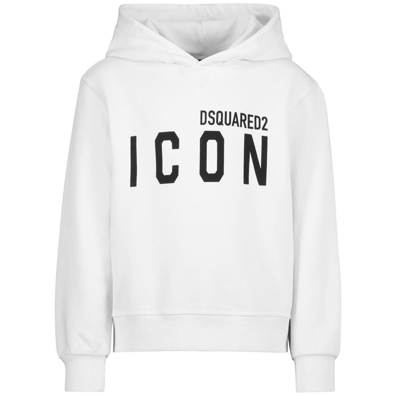 Picture of Dsquared2 DQ049V kids sweater white