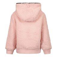 Afbeelding van Guess H1BT06 kinderjas licht roze