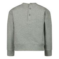 Picture of Burberry 8033251 baby sweater grey