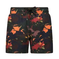 Picture of in Gold We Trust PHOTOPRINT SWIMSHORT kids swimwear div