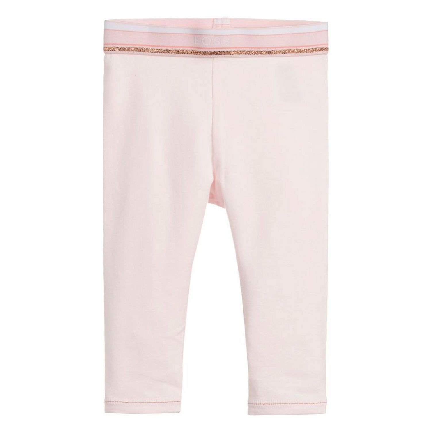 Picture of Boss J94265 baby legging light pink