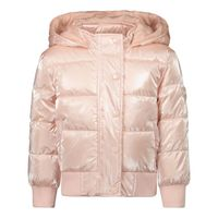 Picture of Guess K0BL03/WDCN0B baby coat light pink