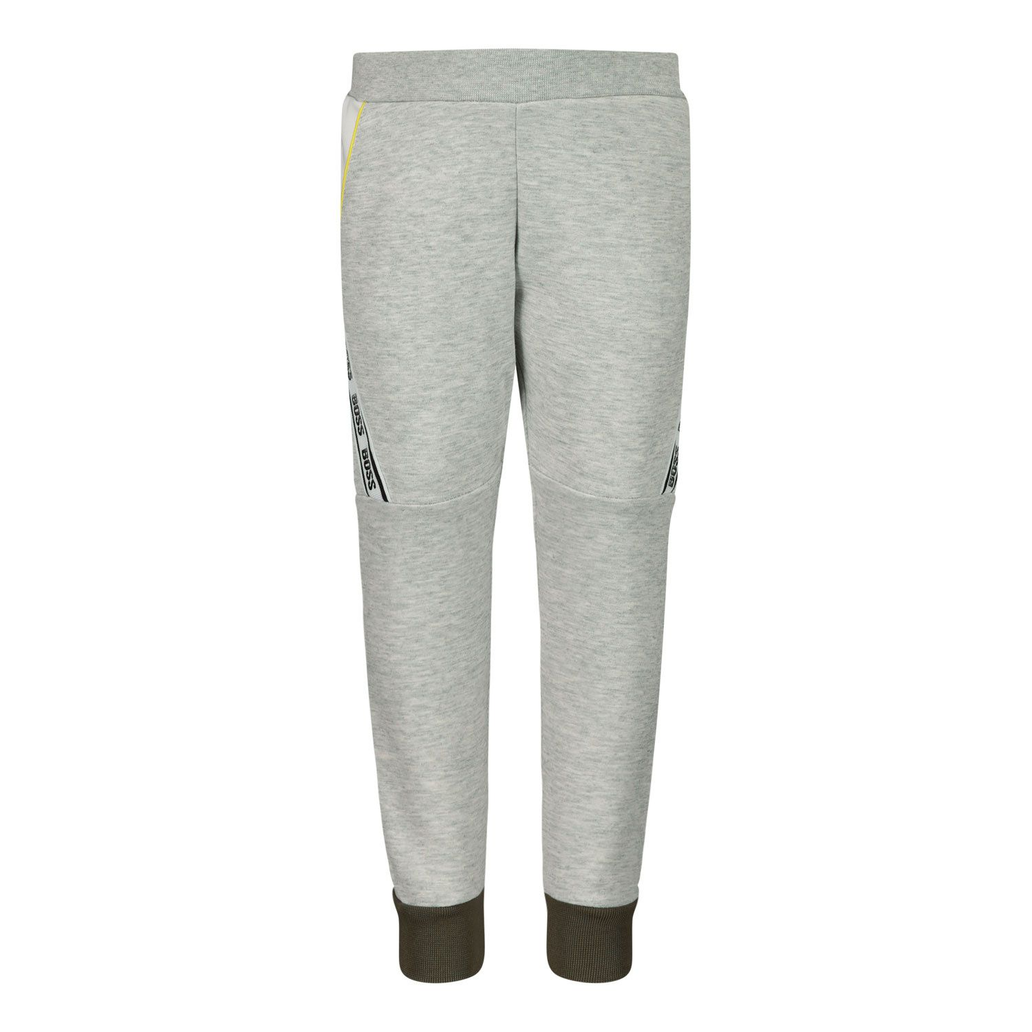 Picture of Boss J04399 baby pants grey