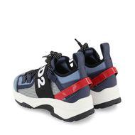 Afbeelding van Dsquared2 67061 kindersneakers blauw