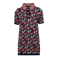 Picture of Gucci 642753 baby dress navy