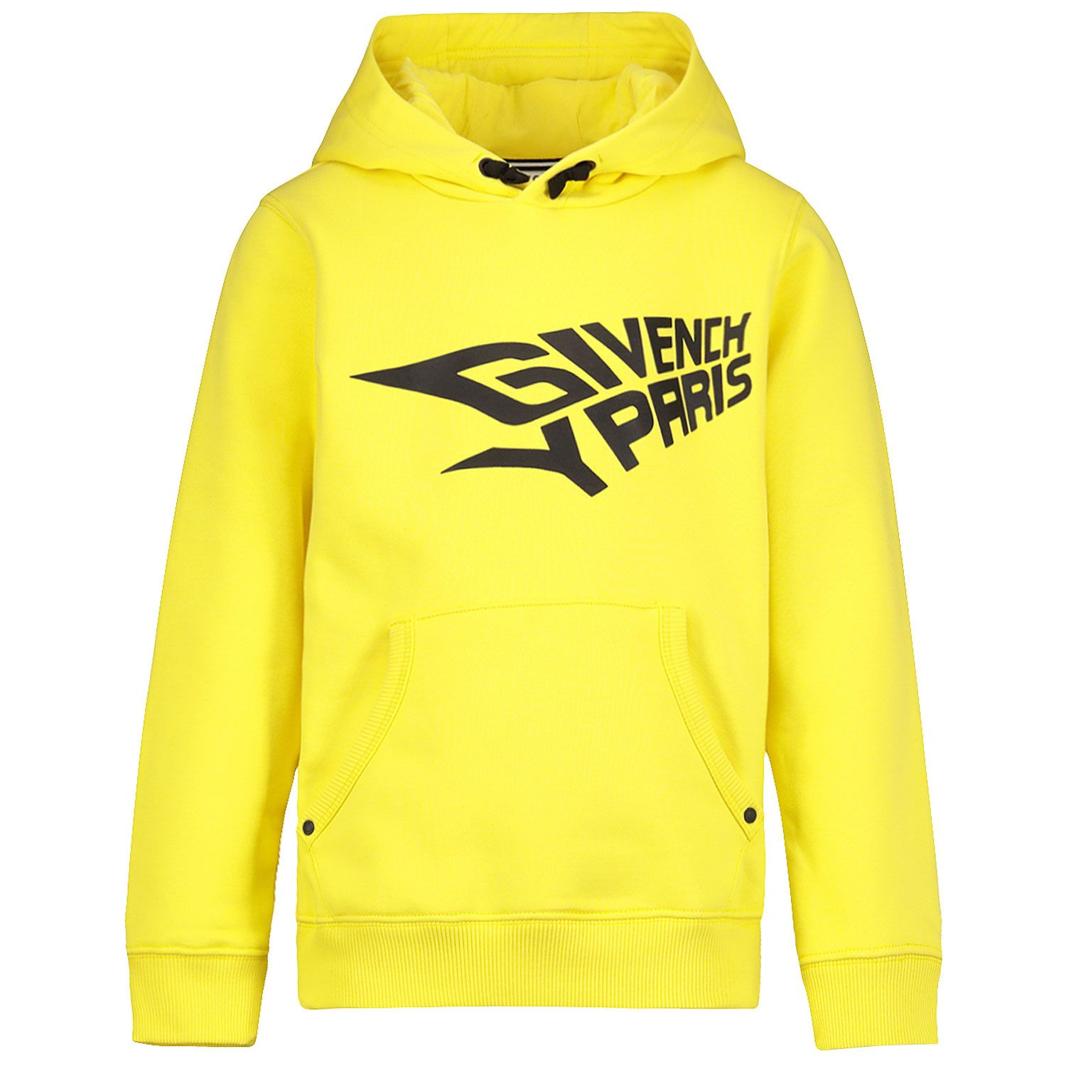Picture of Givenchy H25206 kids sweater yellow