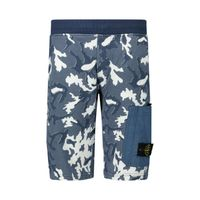 Picture of Stone Island 721660643 kids shorts blue