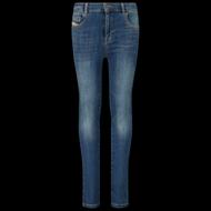 Afbeelding van Diesel 00J4ZX KXB9G kinder jeans jeans