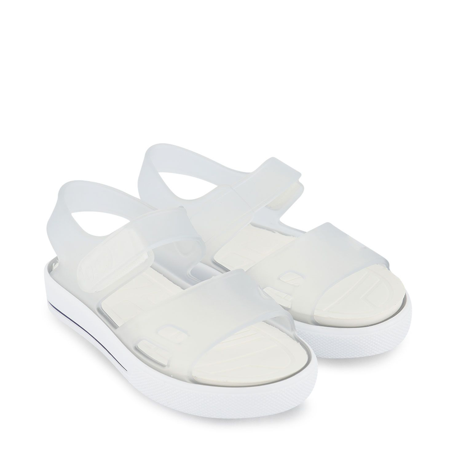 Picture of Igor S10231 kids sandals white