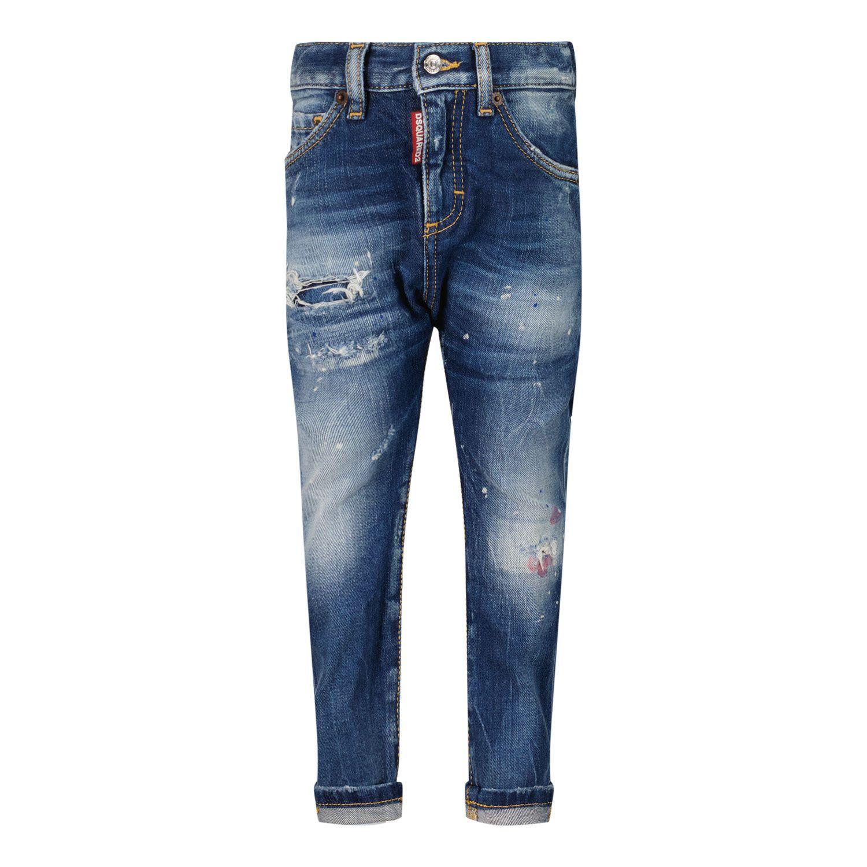 Bild von Dsquared2 DQ01TC D007T Babyhose Jeans