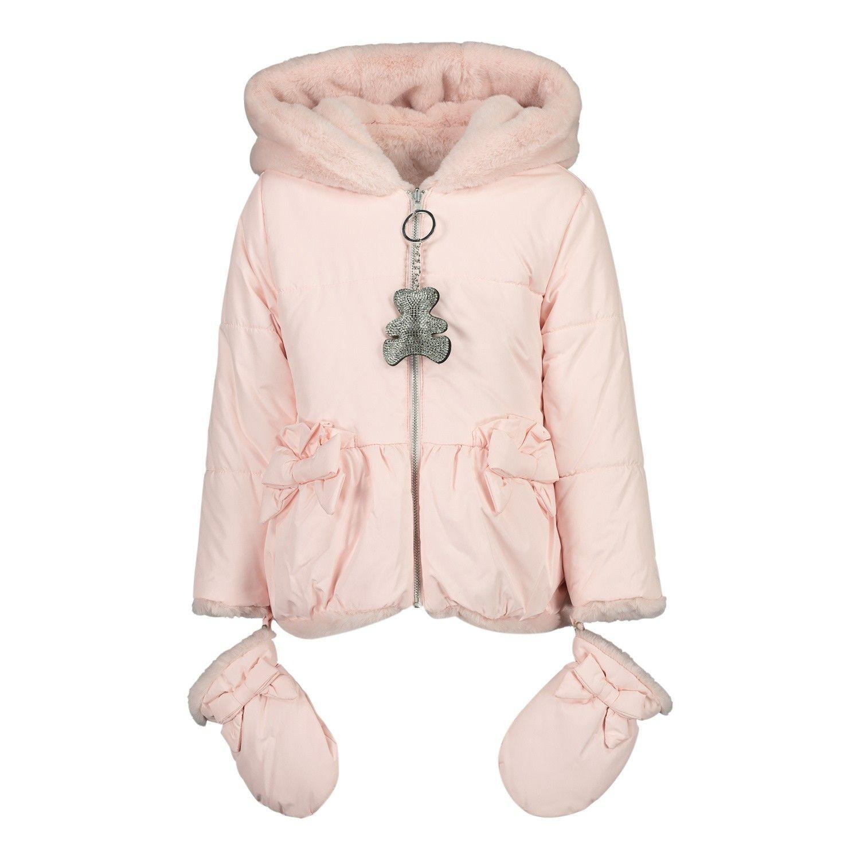 Afbeelding van Lapin 202E1221 babyjas licht roze