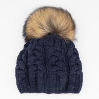 Picture of Parajumpers HA11 kids hat navy