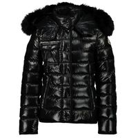Picture of Moncler 1A54912 kids jacket black
