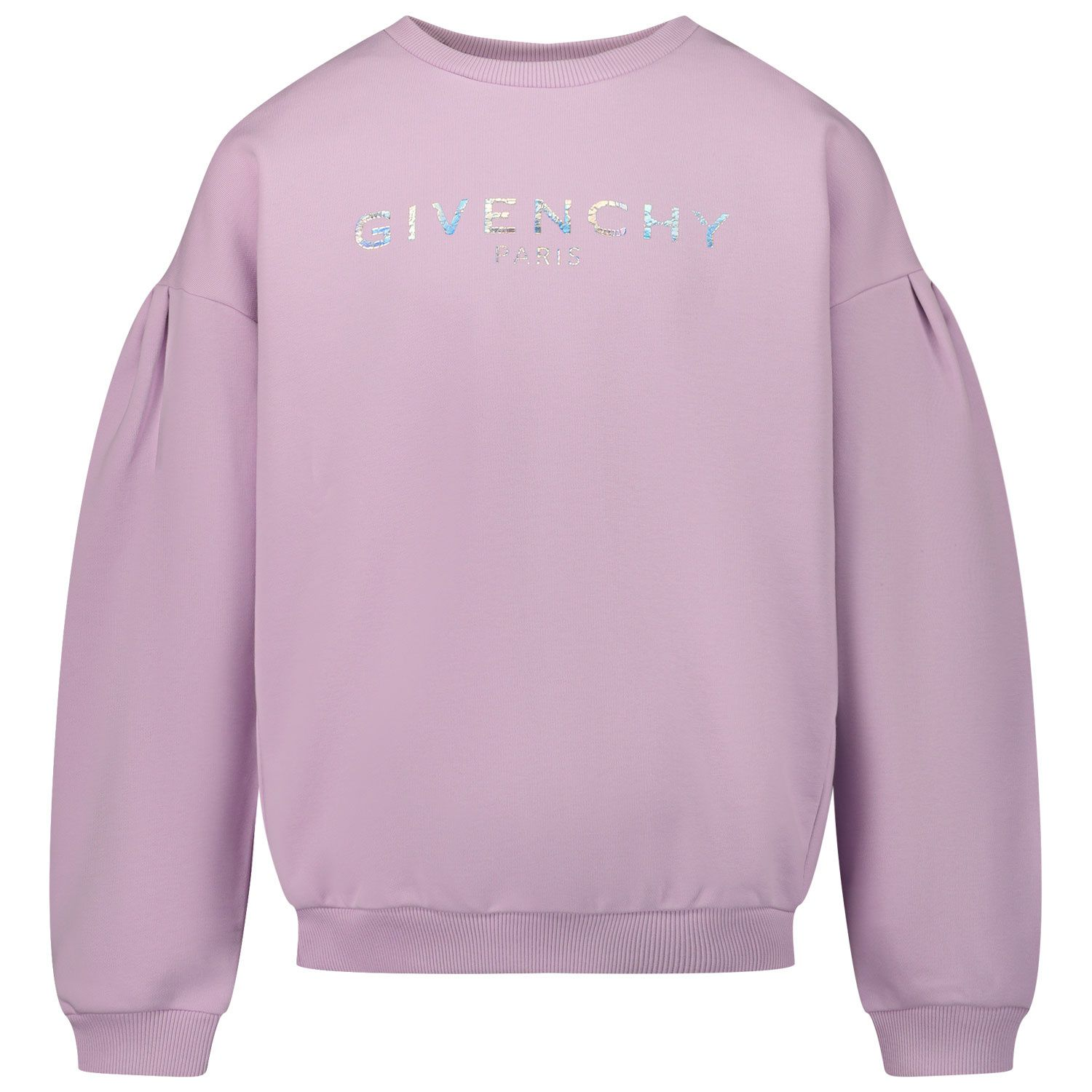 Picture of Givenchy H15193 kids sweater lilac