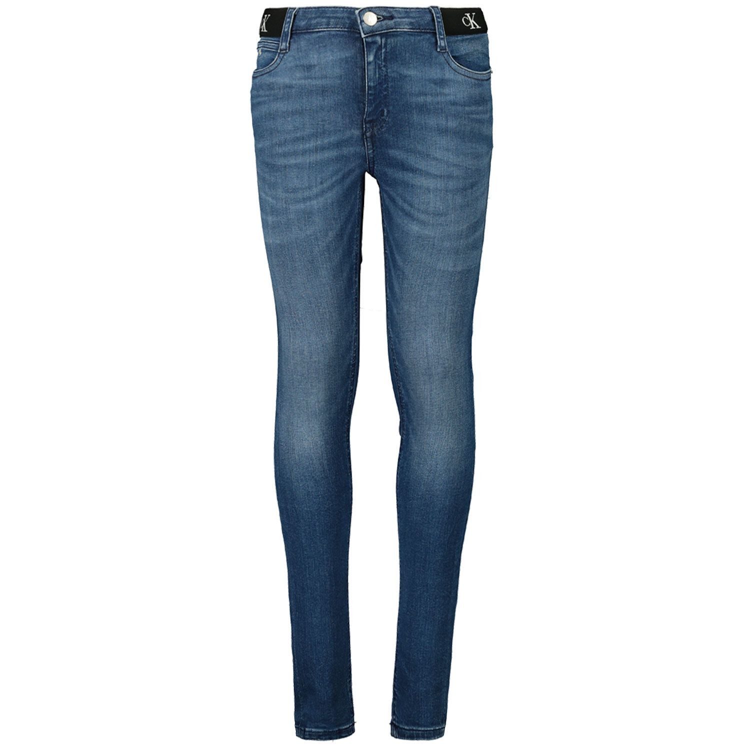 Picture of Calvin Klein IG0IG00639 kids jeans jeans