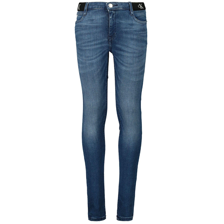 Bild von Calvin Klein IG0IG00639 Kinderhose Jeans