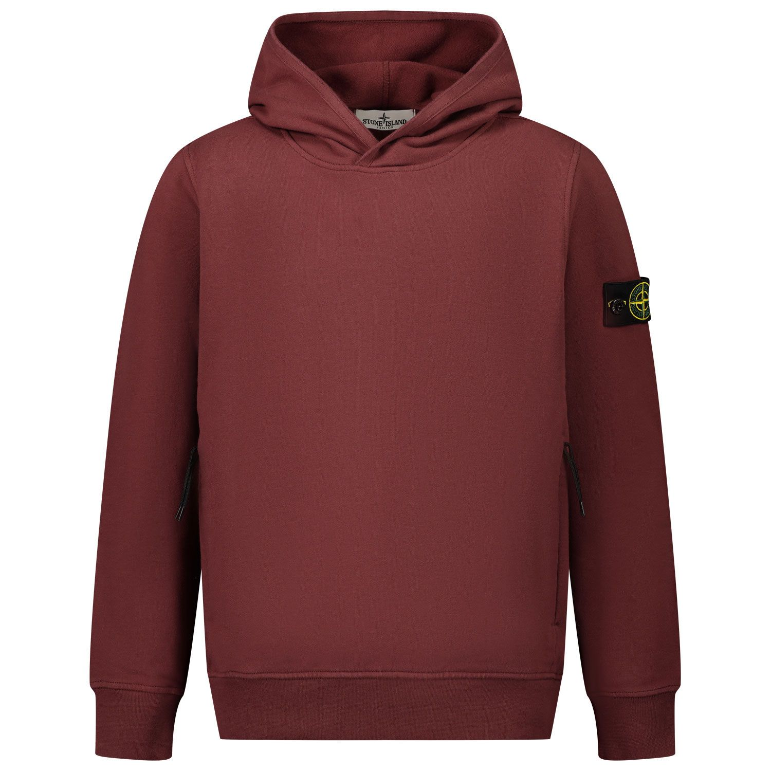 Picture of Stone Island MO731661042 kids sweater bordeaux