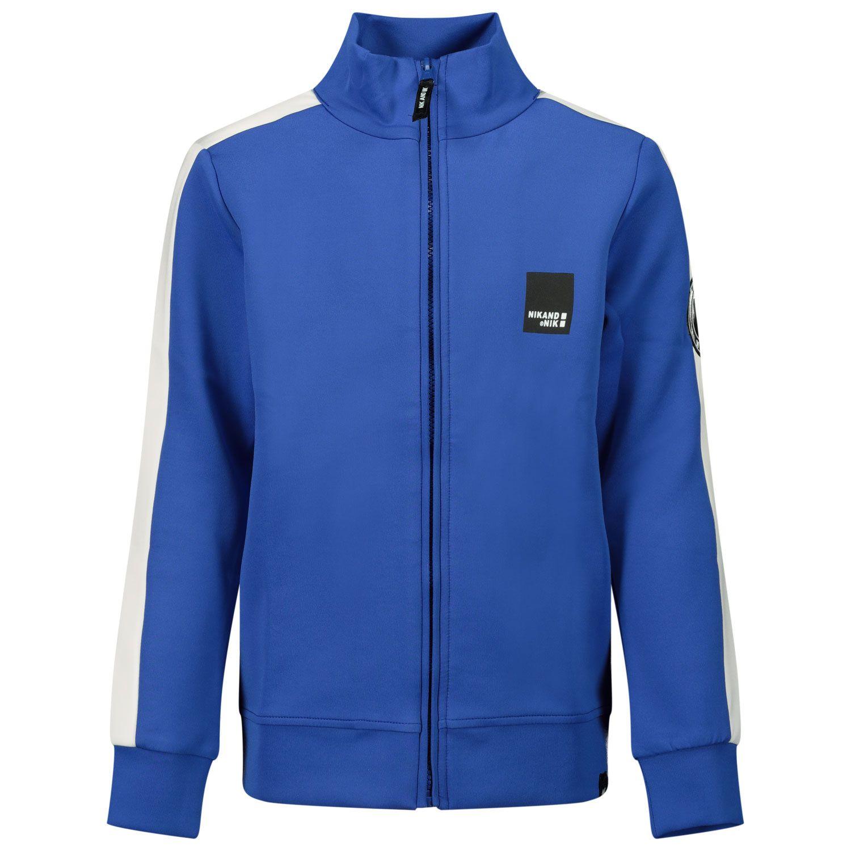 Picture of NIK&NIK B8753 kids vest cobalt blue