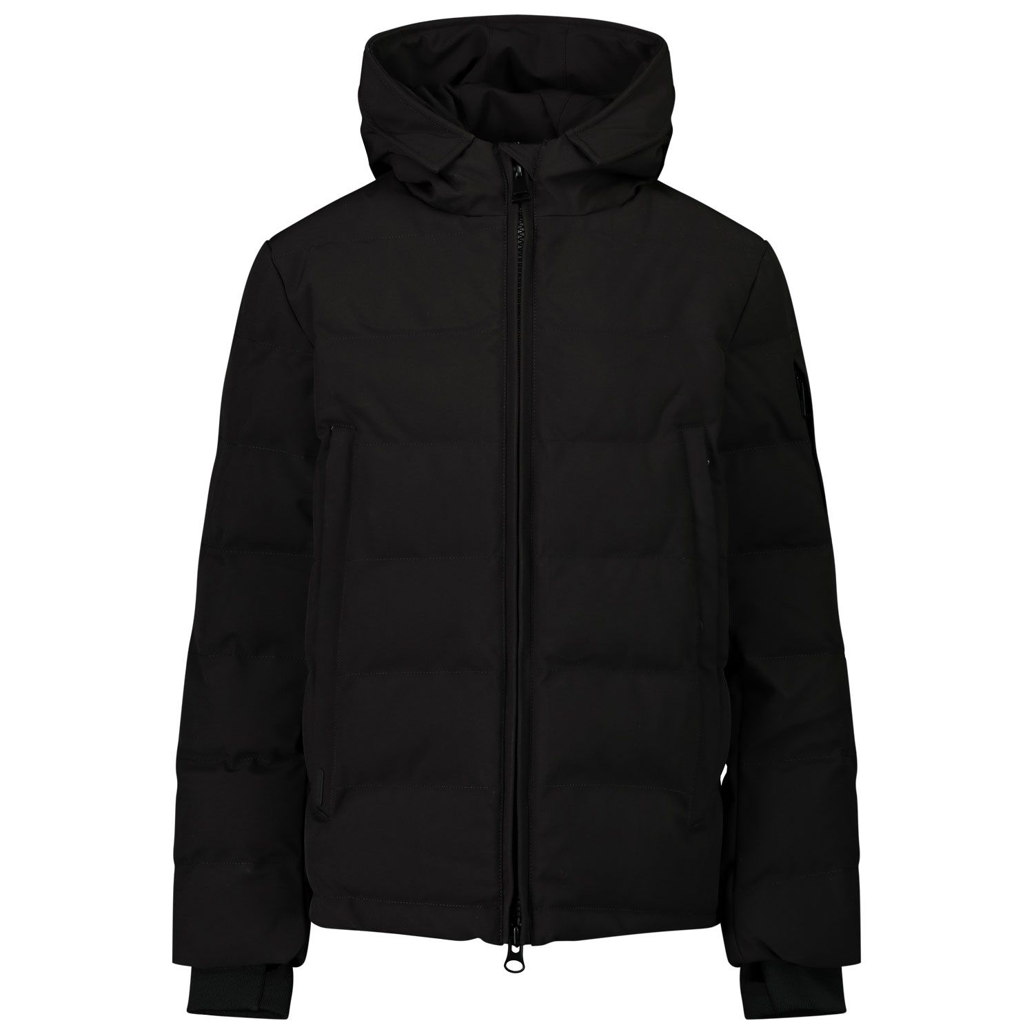 Picture of Airforce FRB0610 kids jacket black
