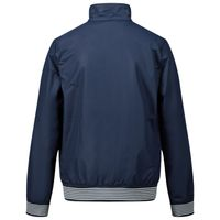 Picture of EA7 3HBB02 kids jacket navy
