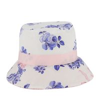 Picture of MonnaLisa 395000 baby hat white