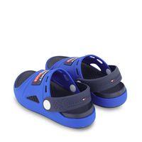 Picture of Tommy Hilfiger 31115 kids sandals cobalt blue