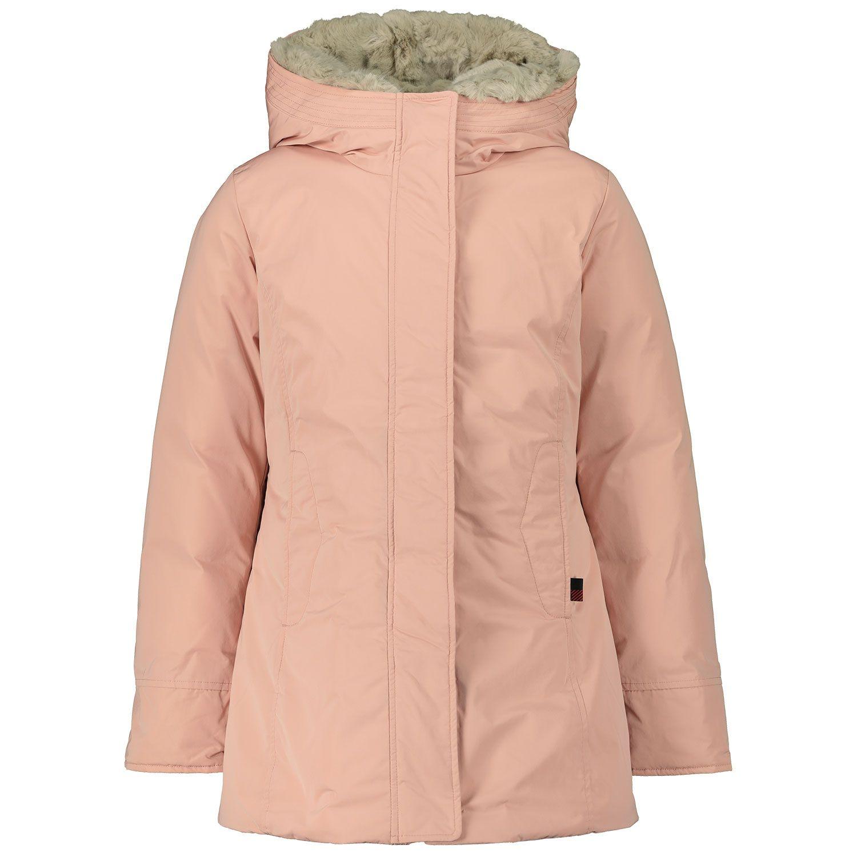 Picture of Woolrich WKOU0107FR kids jacket light pink