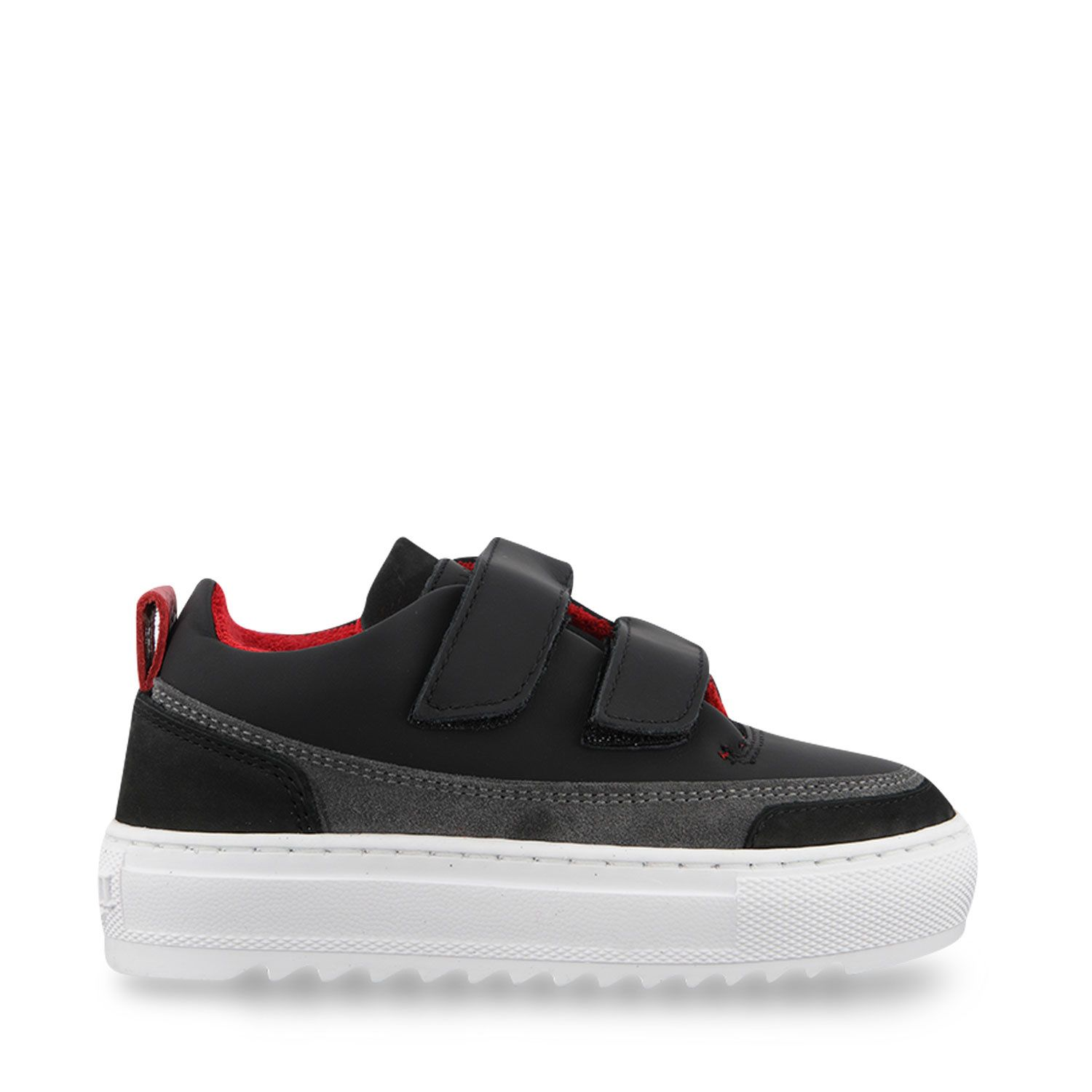 Picture of Mason Garments BSS2135A kids sneakers black