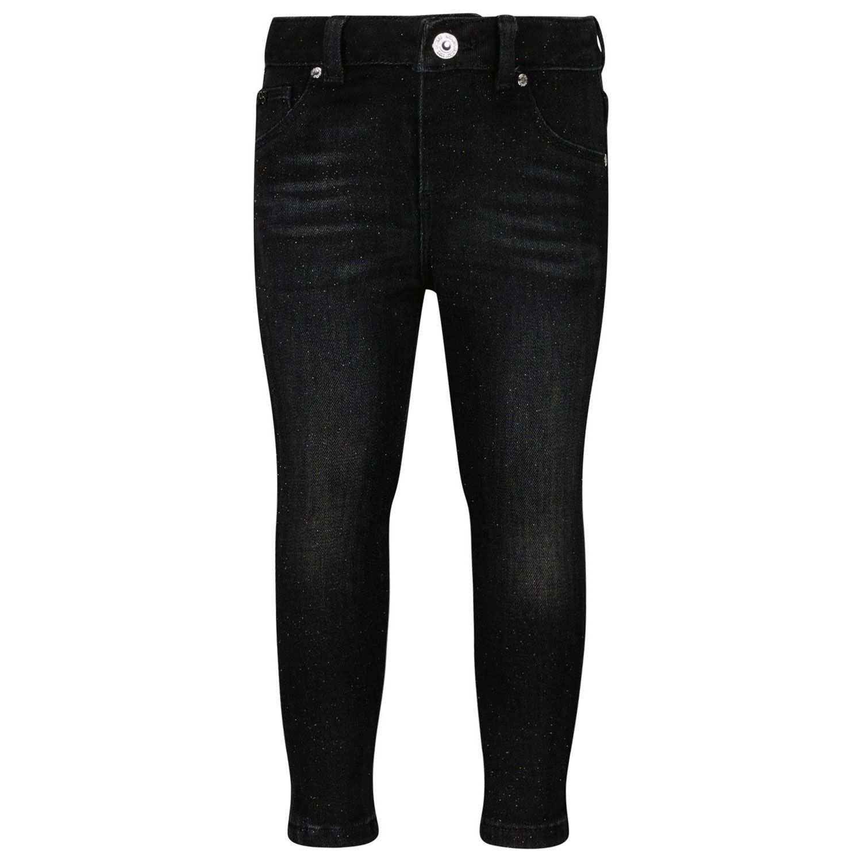 Afbeelding van Guess K1YA00 K kinder jeans zwart
