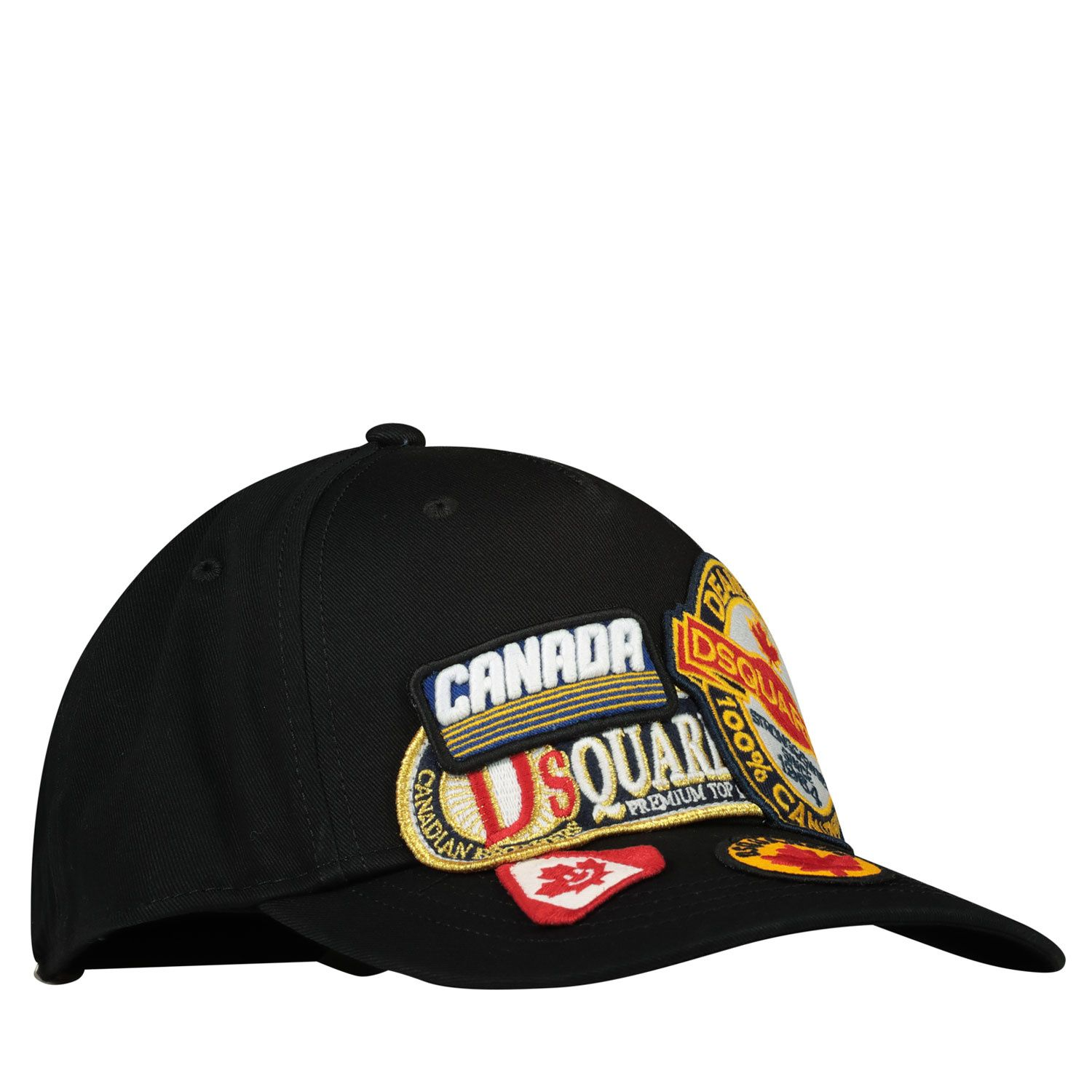 Picture of Dsquared2 DQ04A9 kids cap black