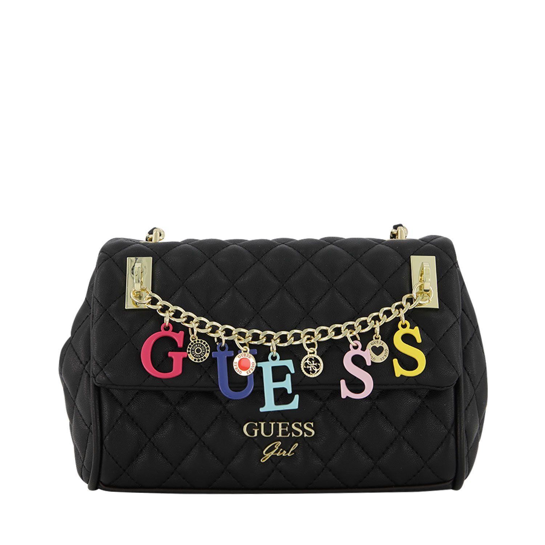 Picture of Guess HGBRI2 kids bag black