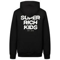 Picture of Super Rich Kids HOODIE SRK kids sweater black