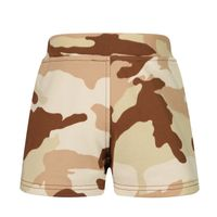 Picture of Dsquared2 DQ0258 kids shorts army