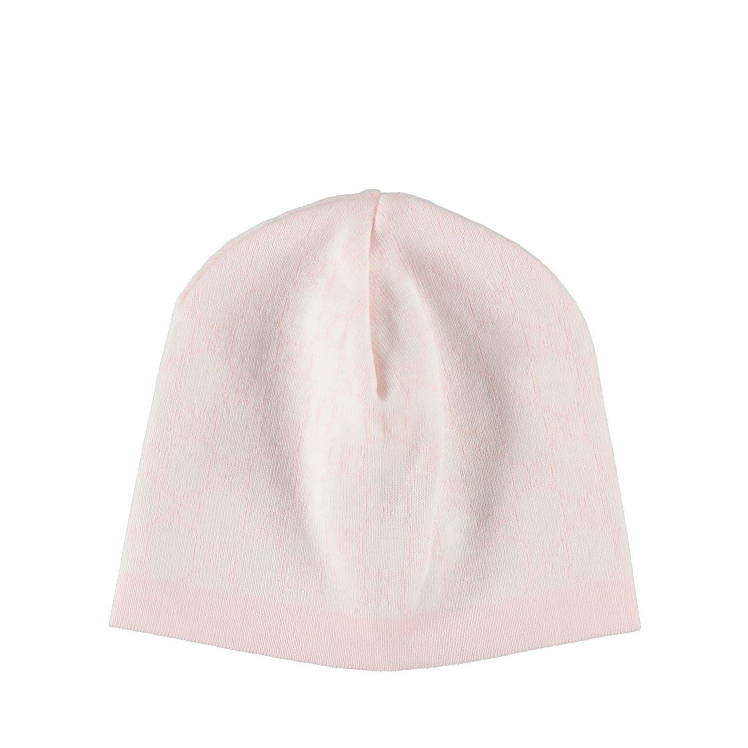 Picture of Gucci 418599 baby hat light pink