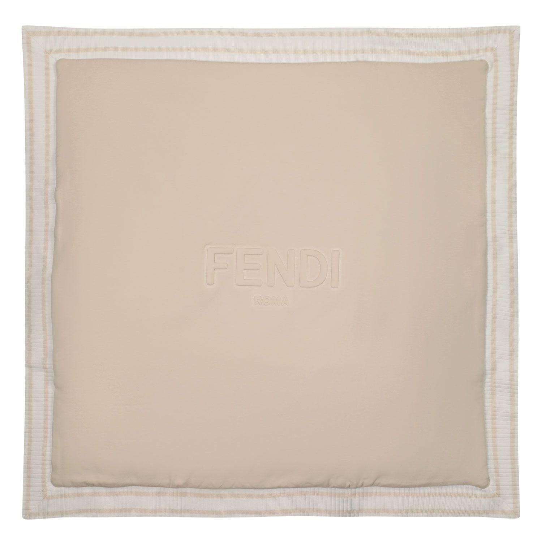 Picture of Fendi BUJ192 baby accessory light beige
