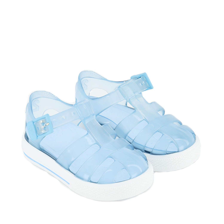Picture of Igor S10107 kids sandals light blue