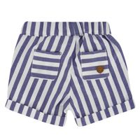 Picture of Mayoral 1210 baby shorts blue